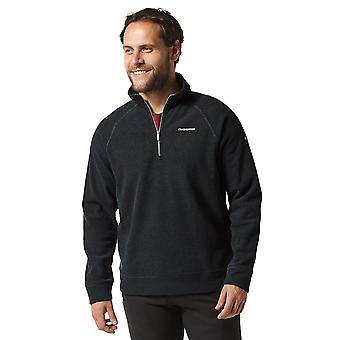 Craghoppers mens Ricarda fleece lätt halv zip tröja