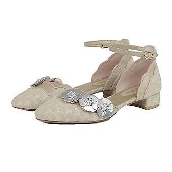 روبي شو المرأة & s آرت ديكو كعب منخفض باتريشيا حذاء