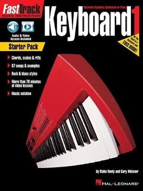 FastTrack Keyboard by Gary Meisner