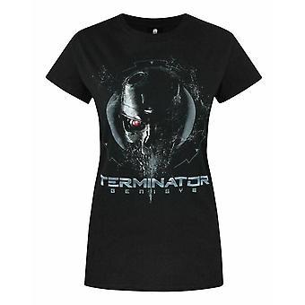 Terminator Genisys Endoskeleton Kvinnor's T-shirt
