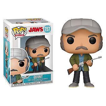 Jaws Quint Pop! Vinyl