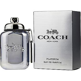 Entrenador Platinum Eau de perfume spray 60 ml