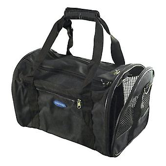 Arquivet Big Foldable Travel Bag, Black (Dogs , Transport & Travel , Transport Carriers)