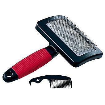 Ferplast hår borste Gro 5948 (hundar, Grooming & välbefinnande, borstar & kammar)