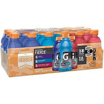 Gatorade Fierce Variety Pack-( 950 Ml X 12 )