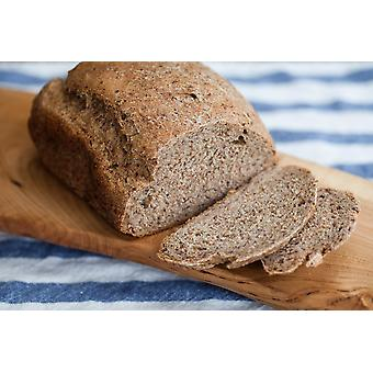 Breadmaker Whole Wheat Flour Mix-( 5lb )