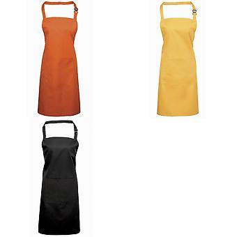 סינר דלוקס עם התאמת צוואר אבזם/עבודה ללבישה (חבילת 2)
