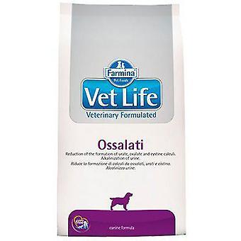 Farmina Vet Life Dog Oxalate (Chiens , Nourriture , Croquettes , Régime vétérinaire)