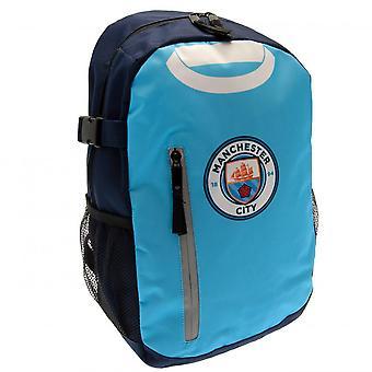 Manchester City FC Kit Design Backpack