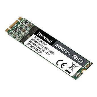 "Hard Drive INTENSO 3833450 480 GB SSD 2.5"" SATA III"