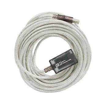 Cabac 12M Usb Active Extension Cable Usb1 And Usb2