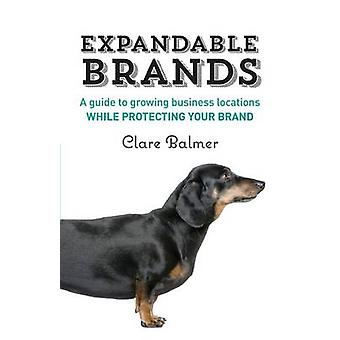 Expandable Brands by Balmer & Clare