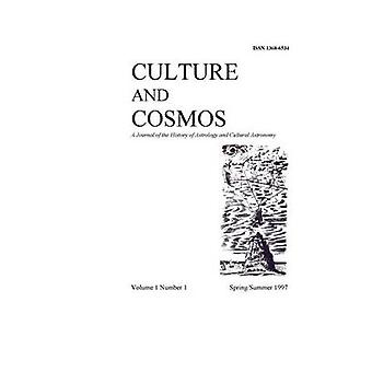 Culture and Cosmos Vol 1 Number 1 by Campion & Nicholas