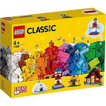 Lego 11008 Lego Classic Klossar och hus Construction Playset