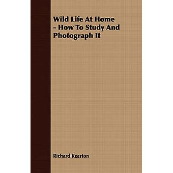 Wild Life At Home  How To Study And Photograph It by Kearton & Richard