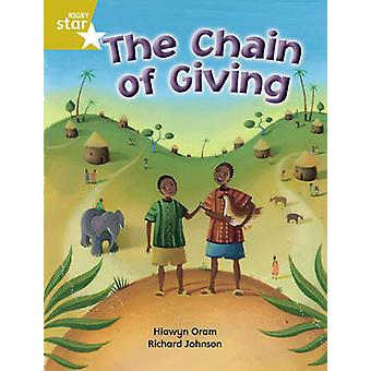 Rigby Star Independent Year 2 Gold Fiction - The Chain of Giving Singl