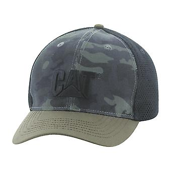 CAT Workwear Mens Active Mesh Stretch Baseball Cap