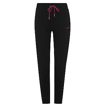 LA Gear Womens CH I Lk Pant Closed Hem Jersey Jogging Bottoms Sports Trousers Pants