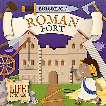 Building a Roman Fort by Robin Twiddy - 9781786375476 Book