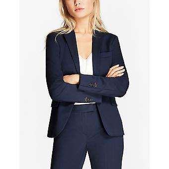 Brooks Brothers Women's Stretch Wool Two Button Blazer