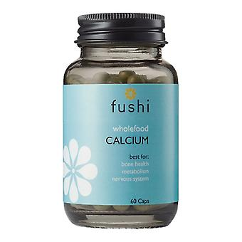 Fushi Wellbeing Whole Food Calcium Veg Caps 60 (F0021206)