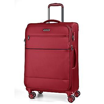 March15 Easy Trolley M, 4 wielen, 68 cm, 70,5 L, rood