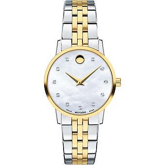 Movado 0607208 Museo Classic Naisten Watch