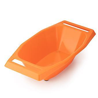 Börner Auffangschale für V3 TrendLine Küchenhobel  Salatschüssel V-Hobel Zubehör Auffangbehälter Gemüsehobel
