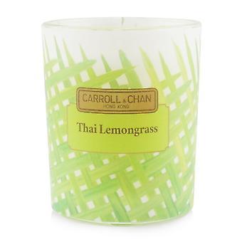 Carroll & Chan 100% Beeswax Votive Candle - Thai Lemongrass 65g/2.3oz