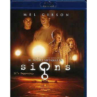 Signs [BLU-RAY] USA import