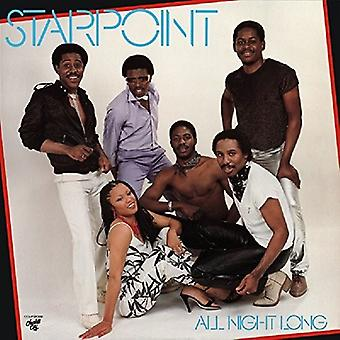 Starpoint - All Night Long (Disco Fever) [CD] Usa import