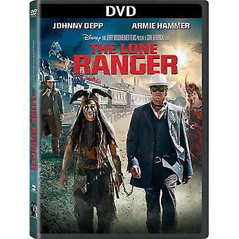 Lone Ranger [DVD] USA import
