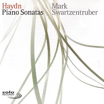 Paul Lewis - Haydn: Piano Sonatas Nos.32; 40; 49 & 50 [CD] USA import