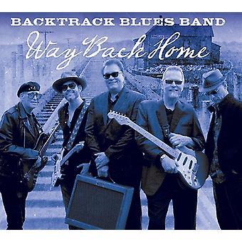 Backtrack bluesband - Way Back Home [CD] USA import