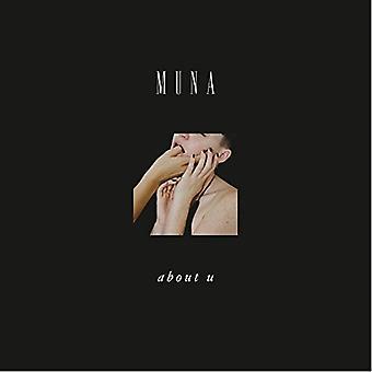 Muna - over U [Vinyl] USA import