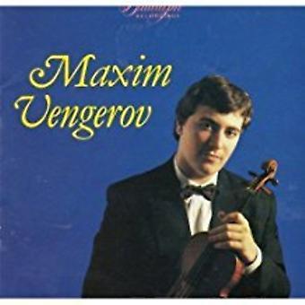 Vengerov / Vinogradova - Debut Album [CD] USA import