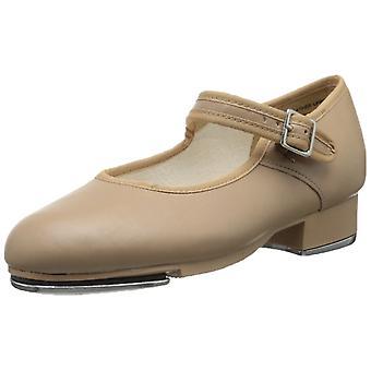 Capezio Mary Jane Leather Low Top Buckle Ballet & Dance Shoes