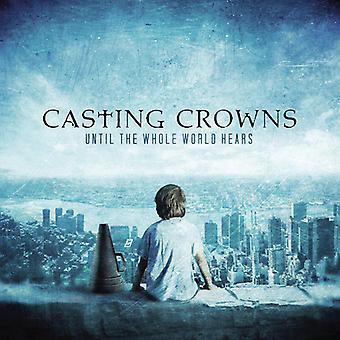Casting Crowns - Until the Whole World Heals [CD] USA import Casting Crowns - Until the Whole World Heals [CD] USA import Casting Crowns - Until the Whole World Heals [CD] USA import Casting Crown