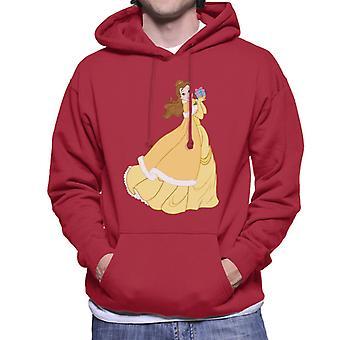 Disney Christmas prinsessa Belle pieni lahja pakkaus miesten ' s huppari