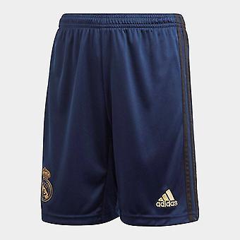 adidas Real Madrid Borte Shorts 2019 2020 Junior