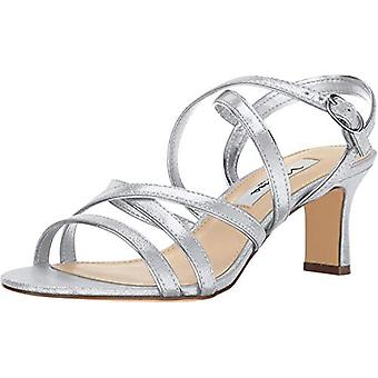 Nina Women's Shoes Genaya Fabric Open Toe Formelle Strappy Sandals