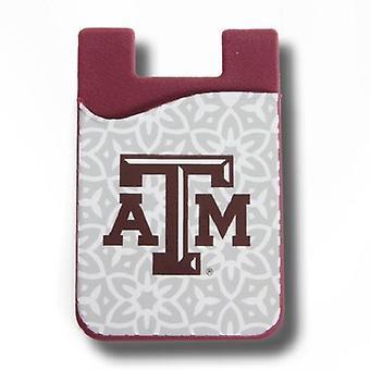 Texas A & M Aggies NCAA Módní mobilní telefon Peněženka
