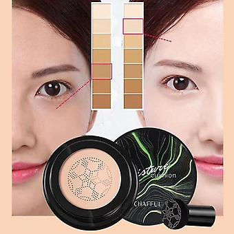 Mushroom Head Makeup Air Cushion Moisturize Foundation - Natural Brightening