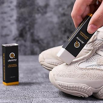 Suede Leather Shoes Boot Clean Care Eraser - Shoe Stain Cleaner Wipe Natural Rubbing Eraser Rubber Block