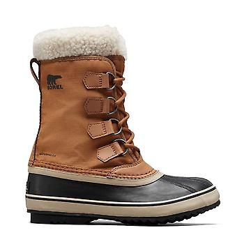 Sorel Winter Carnival Waterproof Boots Camel Brown