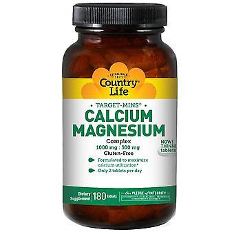 Vita di campagna, Target-Mins Calcium-Magnesium Complex, 180 Compresse