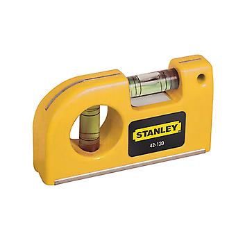 Stanley Tools Magnetic Horizontal / Vertical Pocket Level STA042130