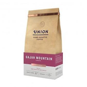 Union kaffe Gajah Mountain Sumatra hele bønne - Union kaffe Gajah Mountain Sumatra hele bønne