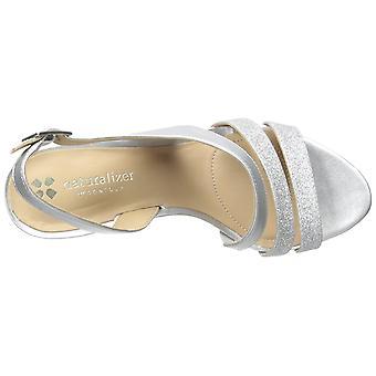 Naturalizer Womens Tami öppen tå Casual Slingback sandaler