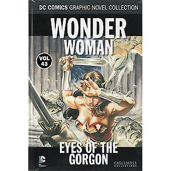 Wonder Woman: Eyes of the Gorgon Hardback Book